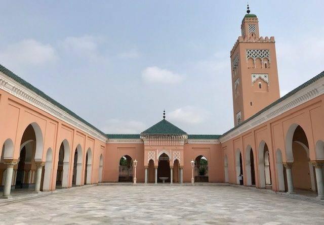 Mezquita morisca de Kapurthala