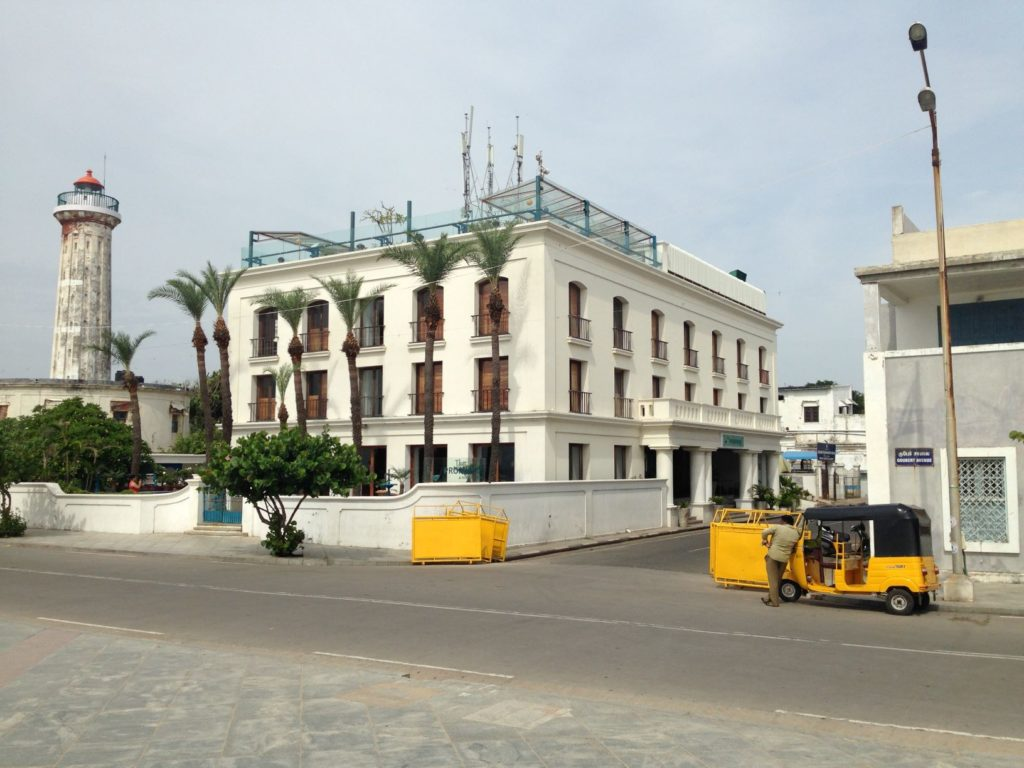 Hotel Promenade de Pondicherry