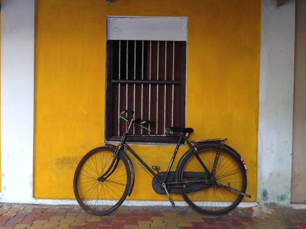 Fachada de Pondicherry