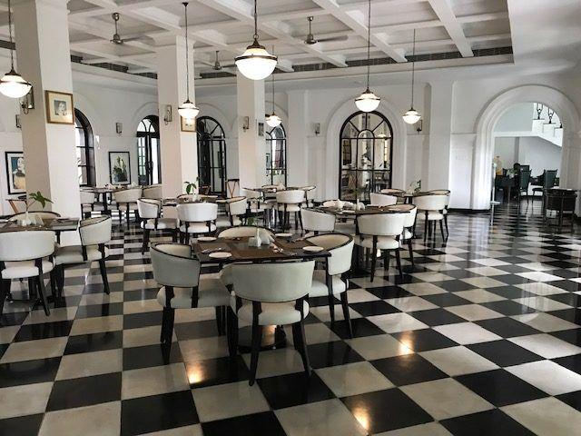 Restaurante del Old Court