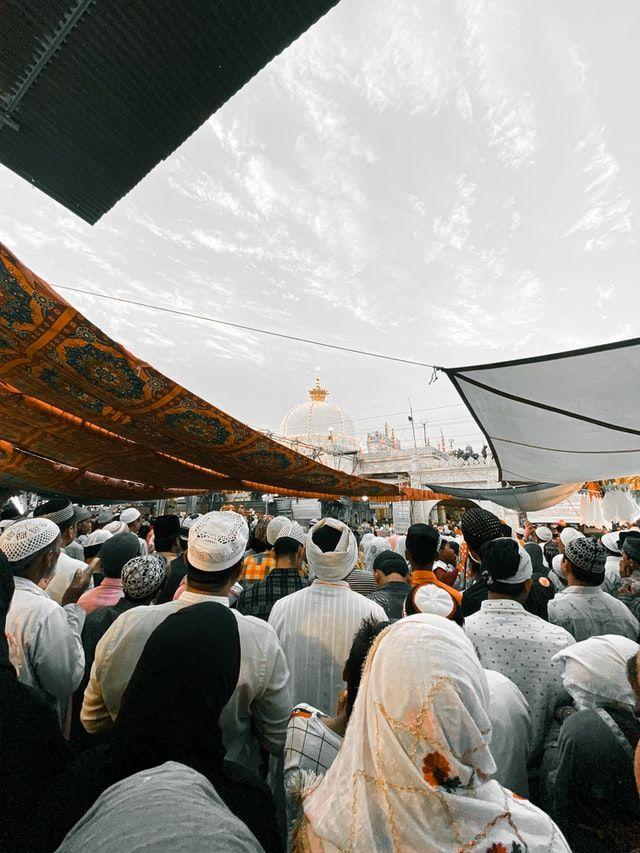 Dargah sharif de Ajmer