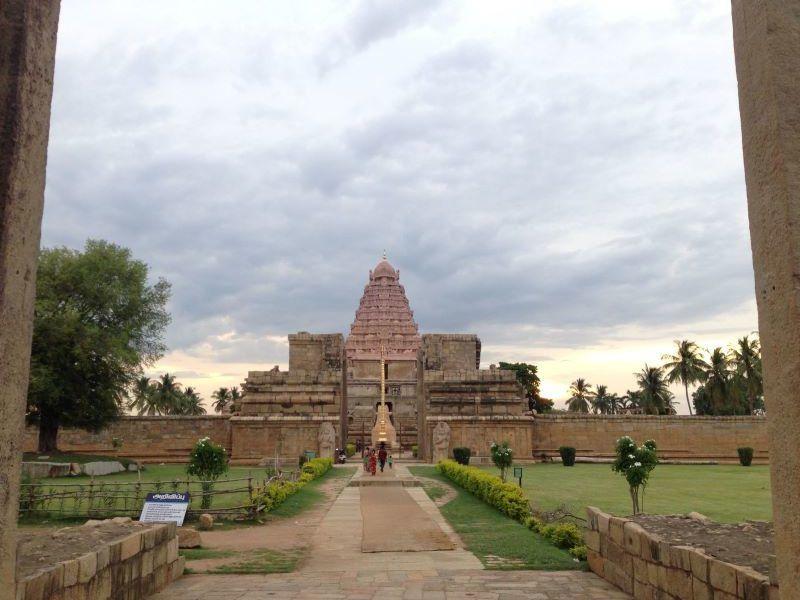 Templo de Gangaikunda Cholapuram
