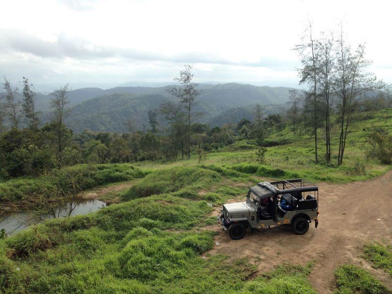 Excursión en jeep por Thekkady