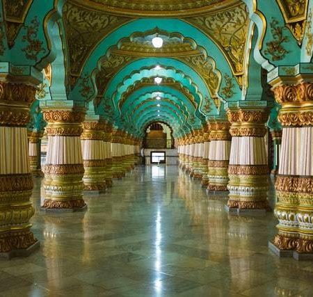 Viaje a India del sur con Mysore en grupo reducido