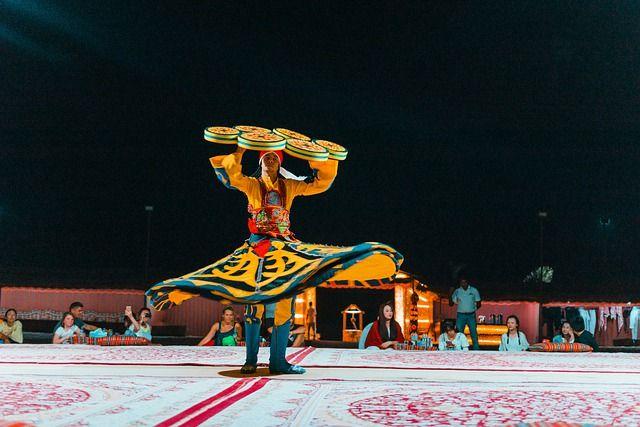 Baile de Tanoura
